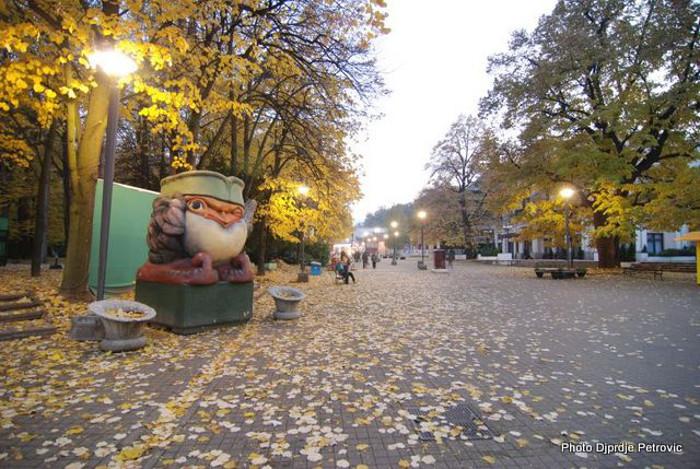 Vrnjacka Banja centar