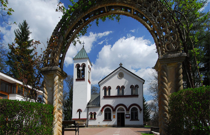 crkva u Vrnjačkoj Banji