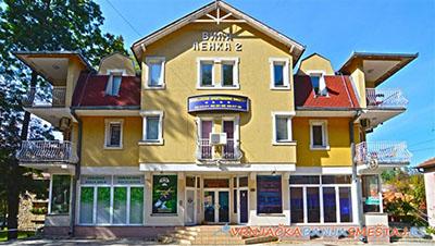 Vila Lenka - Apartmani - apartmani u Vrnjackoj Banji