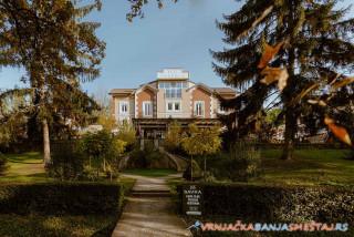 Vila Savka - hoteli u Vrnjackoj Banji